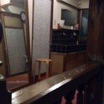 In the ryokan