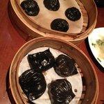 Black Truffle Xiang Long Bao & Shrimp Hakaw