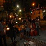 Life street music