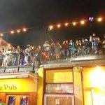 Rowdy crowds