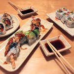 Sushi On the Run Foto