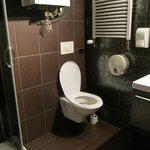 This is one of shared bathroom ( Upper level)