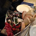 Highly recommend the Italian Mezze Starter