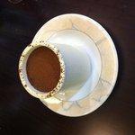 Mousse au chocolat : j'en salive encore ...