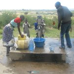 The water pump, the first Semadep project