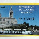 ticket du petit train touristique marseille