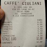 Photo of Caffe e Pasticceria U. Giuliani