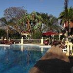Casta Diva's pool