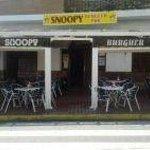 Burguer Pub Snoopy