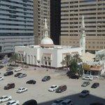 Мечеть возле отеля