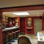 Bar e restaurante: excelente atendimento e boa comida