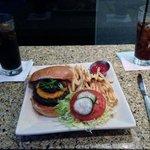 "Chester's ""Cowboy Burger"""