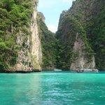 Phi Phi Island lagune
