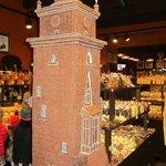 Chokolade tårn
