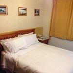 Dormitorio muy acogedor