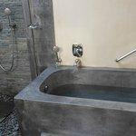 Bathtub Outside