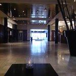 stor å fin lobby