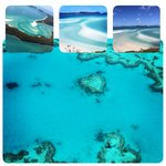 Heart Reef, Whitehaven Beach