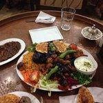 Medi special kebab