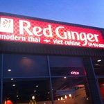 Red Ginger Modern Thai And Viet