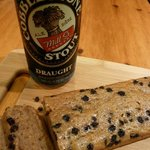 Stout gingerbread using local micro's.