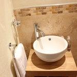New en-suite basin room 3