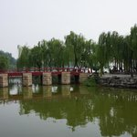 Bridge to small island