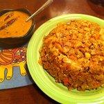 Chicken Kothu Rotti.