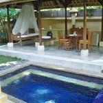 Villa Plunge pool and Terrace