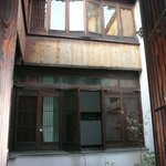 Courtyard, Mingtown Youth Hostel, Suzhou