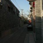 Streetview, Kellys Courtyard Bejing