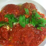 Pastaio Short Rib and Brisket Meatballs