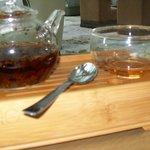 Wonderful selection of tea