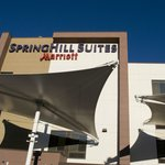 Front of SpringHIll Suites Kingman