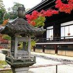 11月9日現在の紅葉は、一部に見頃の所も有りますが、全体的にはまだ早いかな?という状況です。 今月末くらいが良いのでは? 全山染まれば、京都の名所程の人出も無く、最高のスポットだと思います
