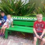 Ballyhoo fans!