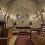 St. Bernard de Clairvaux Altar