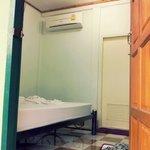 air-conditioner room inside