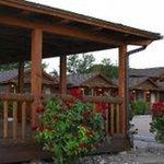 Executive Cabins at Desert Rose Inn & Cabins in Bluff, Utah (USA)