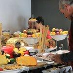 incredible breakfast buffet