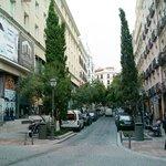 calle Manuela Malasana
