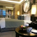 Comfortable-sized rooms