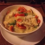 Green Curry Wow, great