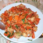 5 orders of lobster