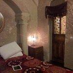 The beautiful Jasmine cave deluxe room