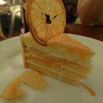 Grapefruit Cake