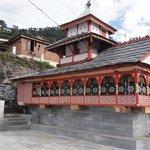 Brahmeshwar Mahadev temple in Baragaon