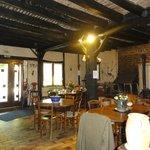 Bfast, dining area