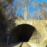 Active railroad!