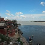 views of the Ganges River